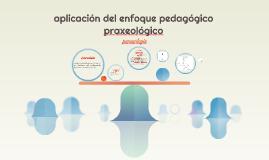 aplicación del enfoque pedagógico praxeológico