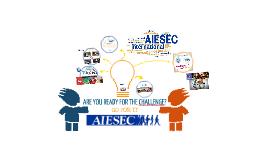 """AIESEC """"EXPERIENCIAS INTERNACIONALES"""""""