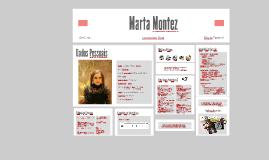CV Marta Montez