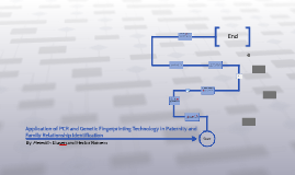 Copy of Application of PCR and Genetic Fingerprinting Technology in