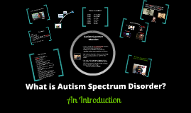 Copy of What is Autism?