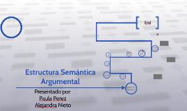 Estructura Semántica Argumental