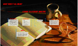 A Guide to Literary Theory