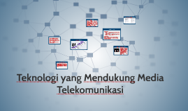 Teknologi yang Mendukung Media Telekomunikasi