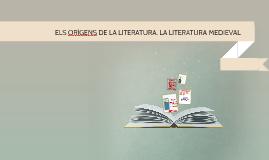 ELS ORÍGENS DE LA LITERATURA. LA