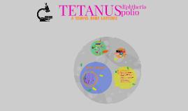 Tetanus, diphtheria, pertussis vaccine