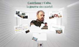 Castrismo y Cuba,
