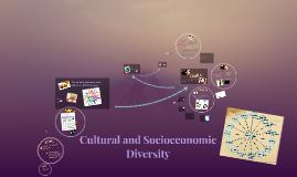 Cultural Socioeconomic Diversity