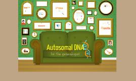 Autosomal DNA consult
