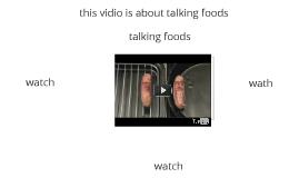 talking foods
