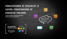 Permutations of Sexuality