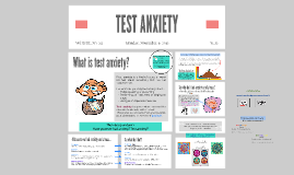 Test Anxiety for MS Advisory