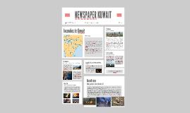 NEWSPAPPER KWAIT