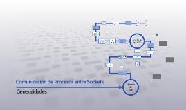 Comunicación de procesos con Sockets