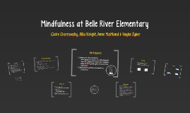 Mindfulness at _______ Elementary