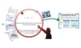 Proyecto ComprasPúblicas Electrónicas del Estado MER-LINK