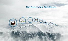 Me Gusta/No Me Gusta