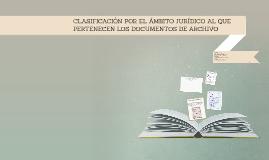 Copy of CLASIFICACIÓN POR EL ÁMBITO JURÍDICO AL QUE PERTENECEN LOS D