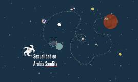 Copy of Sexualidad en Arabia Saudita