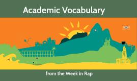 Flocab Academic Vocabulary