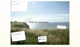 Arab Discrimination