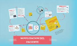 Copy of Copy of MOVILIZACION DEL PACIENTES
