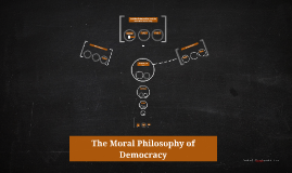 The Moral Philosophy of Democracy