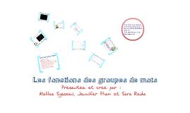Présentation orale français :D