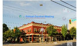 2015 AGM Presentation