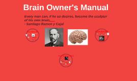 Elem Brain Owner's Manual