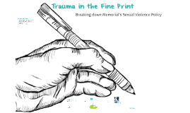 Trauma in the Fine Print