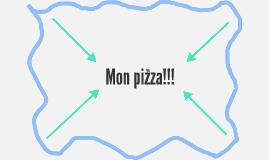 Mon pizza!!!