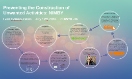 Preventing the Construction of Unwanted Activities