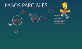 PAGOS PARCIALES