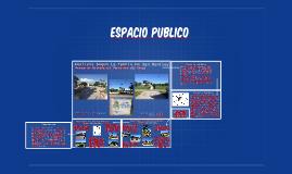 Analisis De Espacio Publico