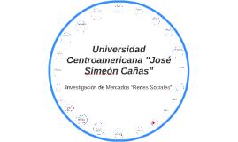 """Universidad Centroamericana """"José Simeón Cañas"""""""