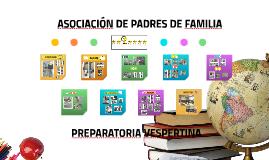ASOCIACIÓN DE PADRES DE FAMILIA