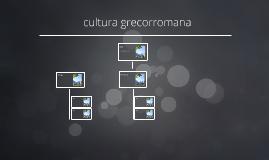 cultura grecorromana