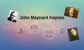 John Maynard Keynes Nació el 5 de junio de 1883 en la ciudad