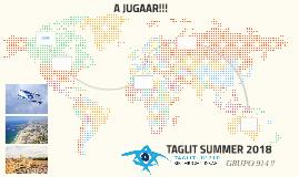 TAGLIT SUMMER 2018