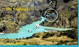 Taller 5: Hidrología