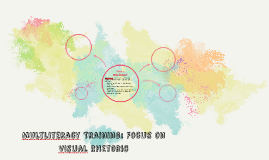 Multliteracy Training: Focus on VIsual Rhetoric