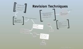 Rivision techniques