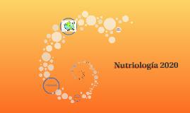 Nutriología 2016
