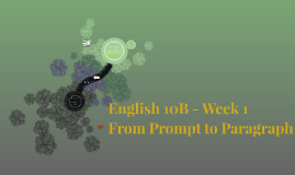 From Prompt to Paragraph