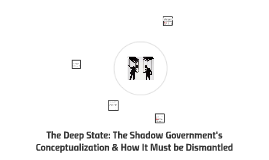 The Deep State: Dismantling