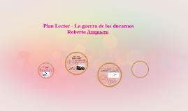 Copy of                   Plan Lector - La guerra de los duraznos
