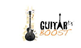 Guitar Boost