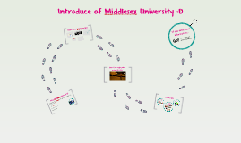 Introduce of Middlesex University