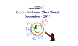 Grupo Melhoria Óleo Diesel - Dezembro 2011